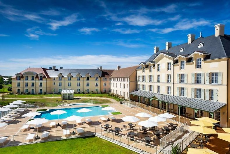 Hotel Apts Staycity Marne La Vallee Disneyland Paris